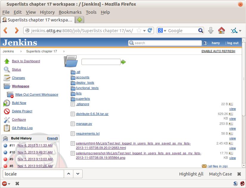 workspace files including screenshot