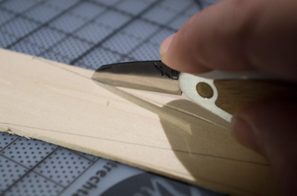 Cutting the diagonal