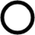 A basic circle arc
