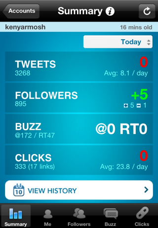 The evolution of Tweeb, from wireframe to design